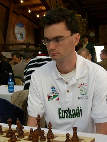 Copa de Europa de Clubs 2006 ::: Primera derrota de GROS-IRETZA