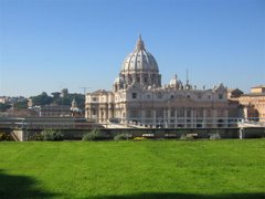 St Peter's Basilica- Vatican