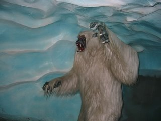 Houses of Wax  Disneyland- The Matterhorn s Abominable SnowmanAbominable Snowman Matterhorn