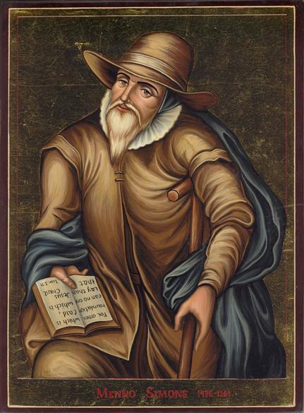 anabaptist preacher menno simons