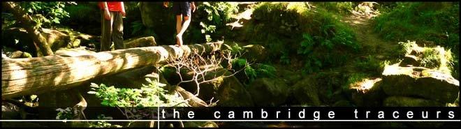 Cambridge Parkour - TCT