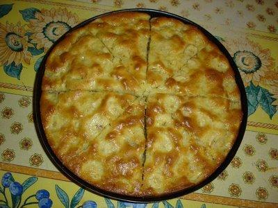 recettes dessert  Clafoutis aux bananes