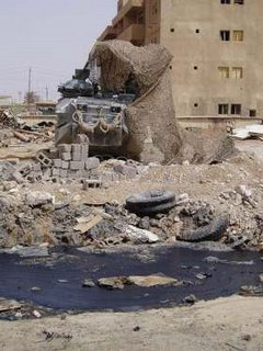 Come to liberated Iraq - it's so bracing!