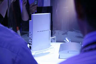 Gawkers mock the Euro PS3