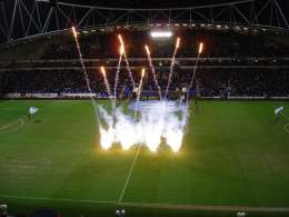 Sam Allardyce explodes in memory of The Beautiful Game