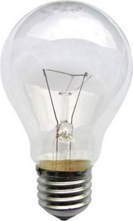 The Incandescent Light Bulb in its prime