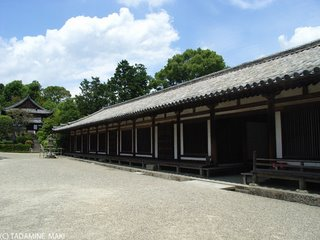 Toshodaiji Temple, Kyoto sightseeing
