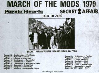 El cartel de la gira