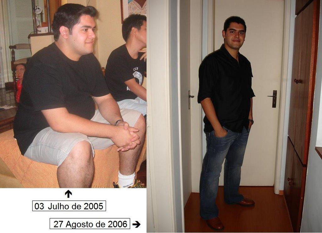 Eliminação Parcial de peso