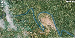 Shabunda Congo Africa Map - Hybrid View