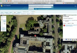 UK Geocoding LIVE Local Virtual Earth