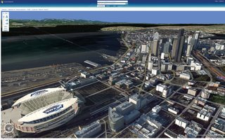 Virtual Earth 3D