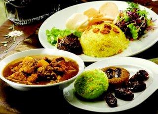 Delifrance Asian Delights Ramadhan Briyani