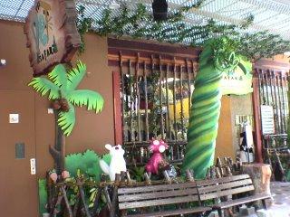 Pet Safari at EastPoint Shopping Mall