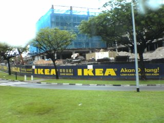 IKEA Tampines on June 2006