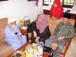 Hari Raya 2006 at Grandma's Place