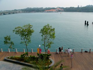 ViviCity Overlooking Sentosa Bridge