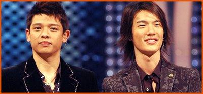 Singapore Idol 2006 Finalists - Hady Mirza & Jonathan Leong