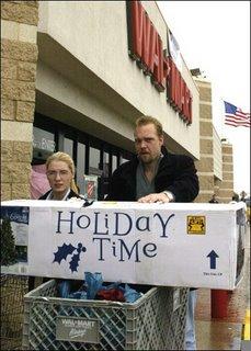 """Wal-Mart cambia el """"Felices Fiestas"""", por """"Feliz Navidad"""""""