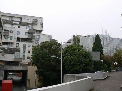 Evry daily photo la maison du silence et le jardin interieur for Le jardin interieur