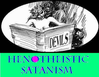 Henotheistic Satanism
