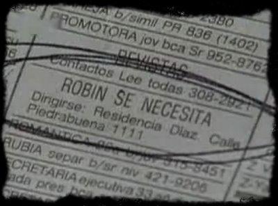 Juan Carlos Batman Busca