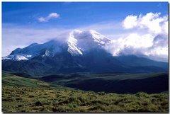 Ecuadorian Volcano