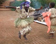 Chichewa Tribe Traditional Dance