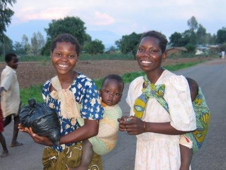 Mothers and Girls of Malawi