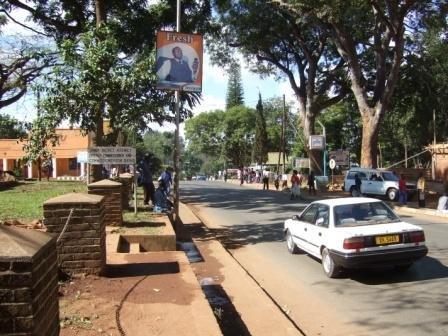 Downtown Zomba