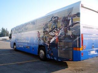 WCG Shuttle Bus