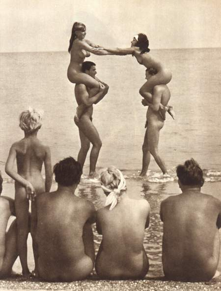 Adds, have german nudist beach meeting