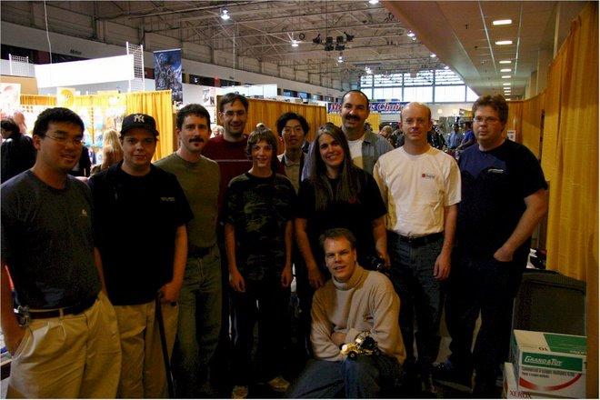 Hobby Show Participants - 2005