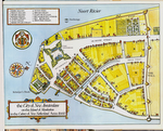 Map of New Amsterdam