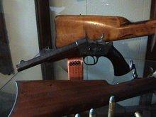 rollingblock pistool call 50