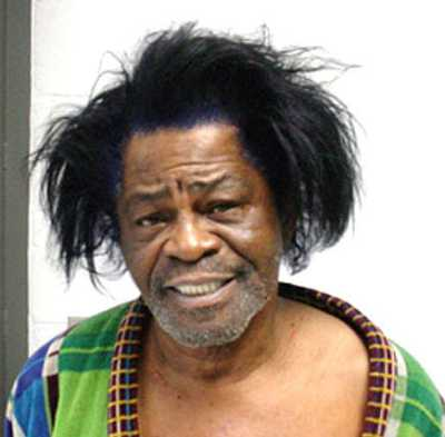James Brown Bad Hair Day