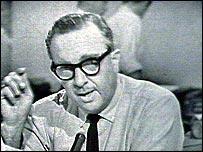 Cronkite broadcasting Kennedy's Assasination