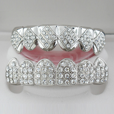Crystal Grillz