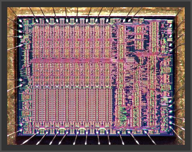 RCA CDP1802 CPU