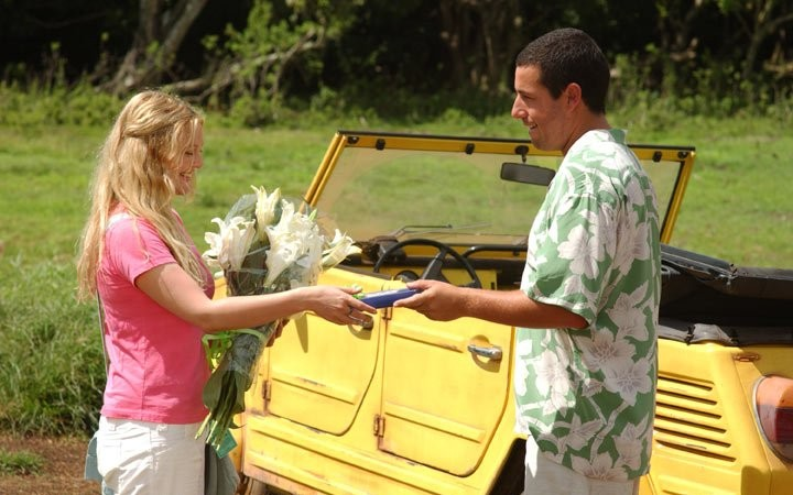 BM's Favorites: 50 First Dates