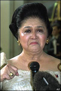 Imelda - Imelda Marcos Is Sentenced to Decades in Prison for Corruption - History