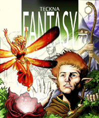 Teckna fantasy