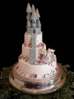 Fairytale Wedding Cake wc