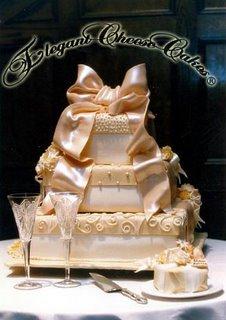 Gift Boxes Wedding Cake wc