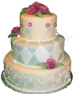 Wedding Cake wc