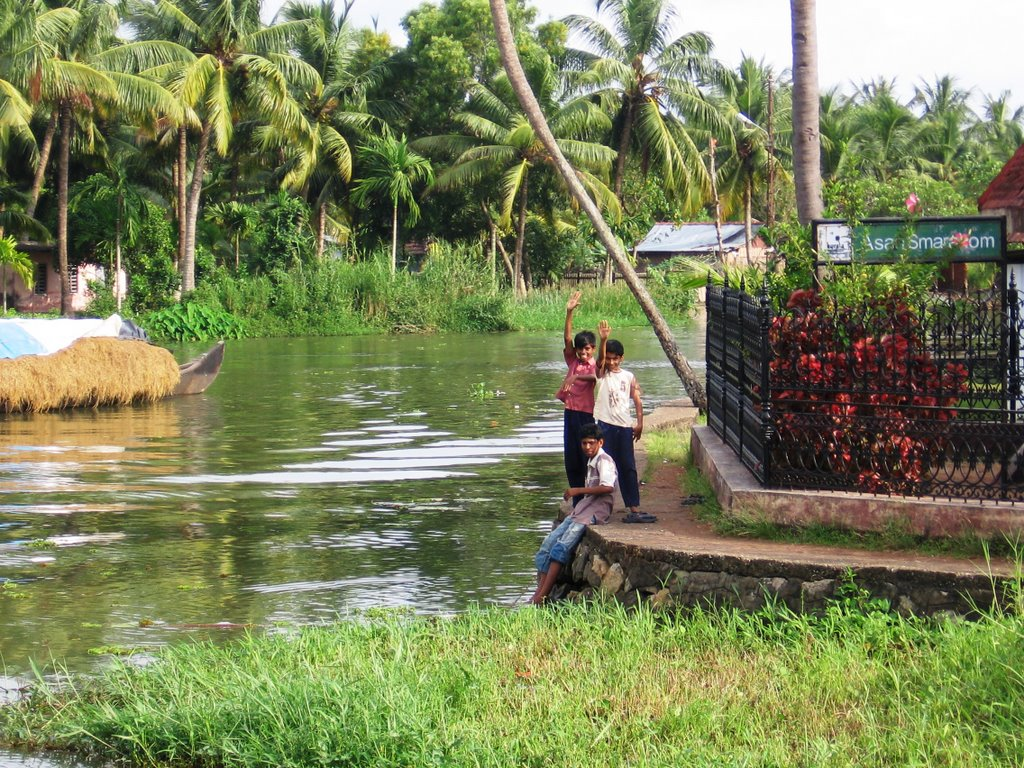 my village in kerala My village- nellayi kerala india nadan paattinte madisseelawmv.