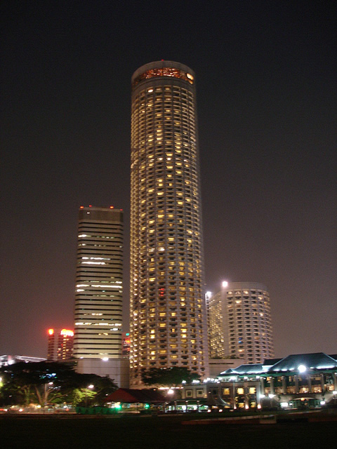 39 boring 39 singapore city photo tallest hotel in south east for Tallest hotel in singapore