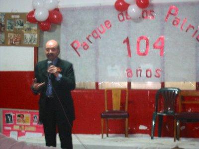 Horacio Ferrer en Huracán