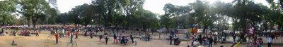 Arenero del Parque de los Patricios