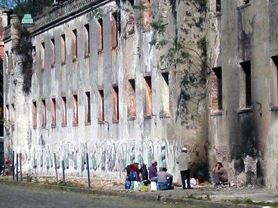 Homeless en la cárcel de Caseros